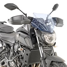 GIVI Windscherm - Naked bike - A A2140BL