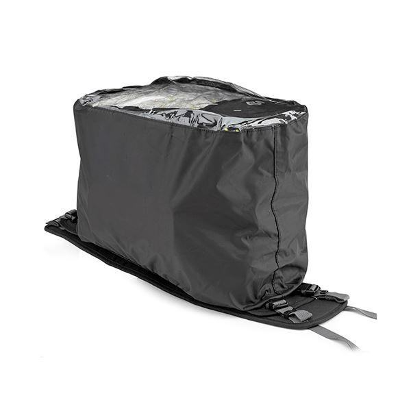GIVI Regenhoes voor XEA110 Zwart