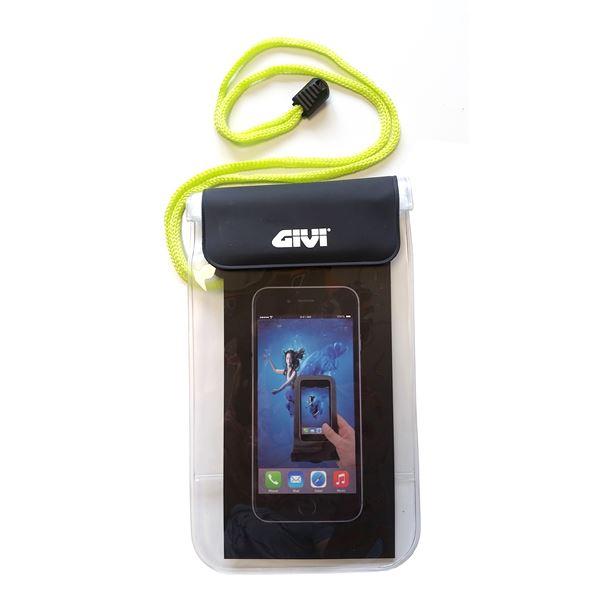 GIVI Waterdichte Smartphone houder GRT710