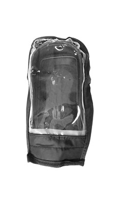 GIVI Regenhoes voor S956 Zwart