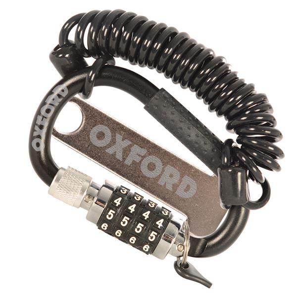 OXFORD Lid Lock Zwart