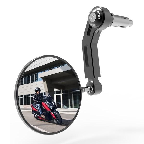 OXFORD Premium bar-end spiegels (rechts)