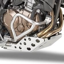 GIVI Inox valbeugels onderzijde motor TN1162OX