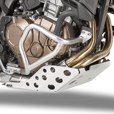 GIVI Crash bars en inox bas du moteur TN1162OX