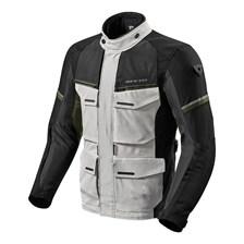 REV'IT! Outback 3 Jacket Argent-Vert