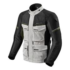REV'IT! Outback 3 Jacket Argent-Vert