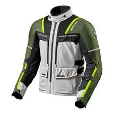 REV'IT! Offtrack Jacket Argent-Vert