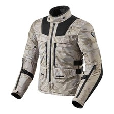 REV'IT! Offtrack Jacket Sable-Noir