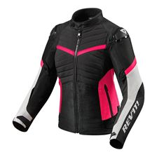 REV'IT! Arc H2O Lady Zwart-Roze