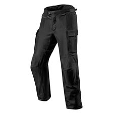 REV'IT! Outback 3 Pants Zwart kort