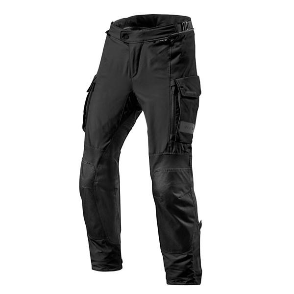 REV'IT! Offtrack Pants Zwart kort