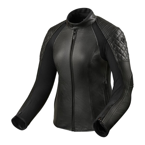 REV'IT! Luna Lady Jacket Noir