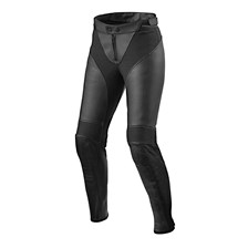 REV'IT! Luna Lady Pants Noir courtes
