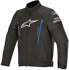 ALPINESTARS Gunner V2 Waterproof Jacket Noir-Bleu Vif
