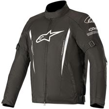 ALPINESTARS Gunner V2 Waterproof Jacket Zwart-Wit