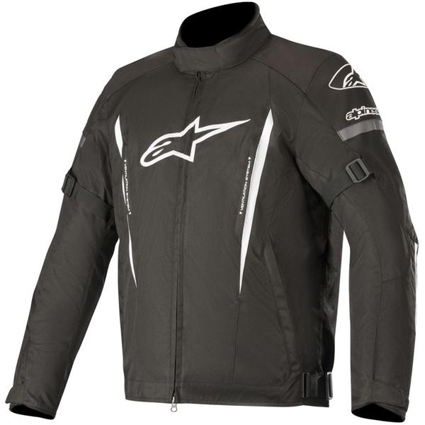 ALPINESTARS Gunner V2 Waterproof Jacket Zwart-Wit