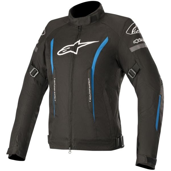 ALPINESTARS Stella Gunner V2 Waterproof Jacket Zwart-Helder Blauw