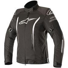 ALPINESTARS Stella Gunner V2 Waterproof Jacket Zwart-Wit