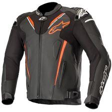 ALPINESTARS Atem V3 Jacket Noir-Rouge Fluo