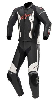 ALPINESTARS GP Force 2PC Suit Zwart-Wit