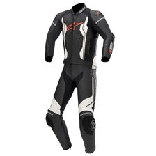 ALPINESTARS GP Force 2PC Suit Zwart-Wit