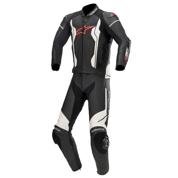 ALPINESTARS GP Force 2PC Suit Noir-Blanc