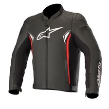 ALPINESTARS SP-1 V2 Jacket Noir-Rouge Vif