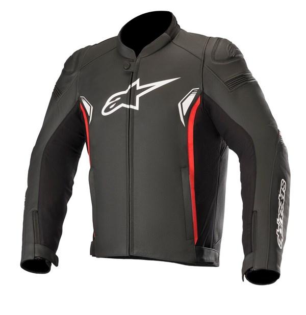 ALPINESTARS SP-1 V2 Jacket Zwart-Helder Rood
