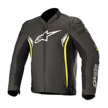 ALPINESTARS SP-1 V2 Jacket Noir-Jaune Fluo