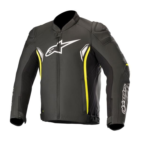 ALPINESTARS SP-1 V2 Jacket Zwart-Geel Fluo