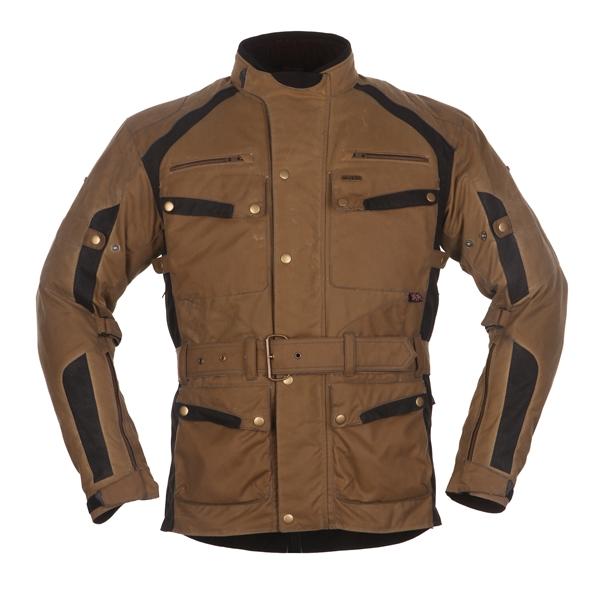 MODEKA Glasgow Jacket Zand