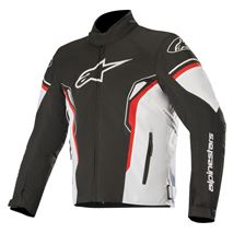 ALPINESTARS T-SP-1 Waterproof Noir-Blanc-Rouge