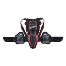 ALPINESTARS Nucleon KR-3 Noir-Rouge