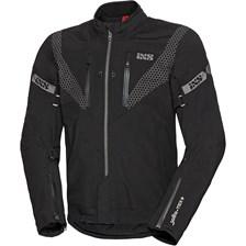 IXS Tour Jacket Laminated Noir