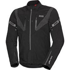 IXS Tour Jacket Laminated Noir