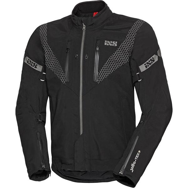 IXS Tour Jacket Laminated Zwart
