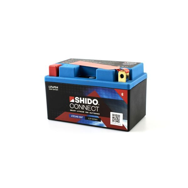 SHIDO Lithium-Ion Connect batterij LTZ14S-CNT
