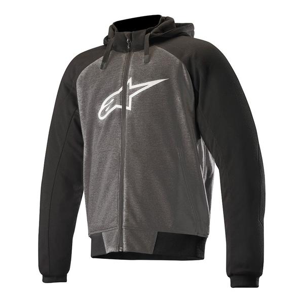 ALPINESTARS Chrome Sport Antraciet-Zwart-Wit