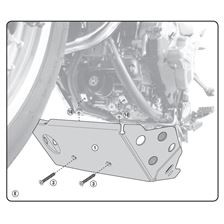 GIVI Sabot moteur RP1162