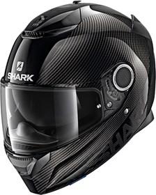 SHARK Spartan Carbon 1.2 Skin Carbon-Noir-Anthracite DKA
