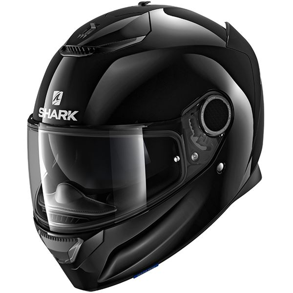 SHARK Spartan 1.2 Blank Zwart BLK