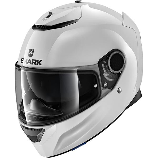 SHARK Spartan 1.2 Blank Blanc WHU
