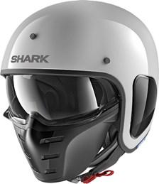 SHARK S-Drak Blank Blanc WHU