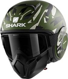 SHARK Street-Drak Kanhji Mat Groen-Groen-Groen GGG