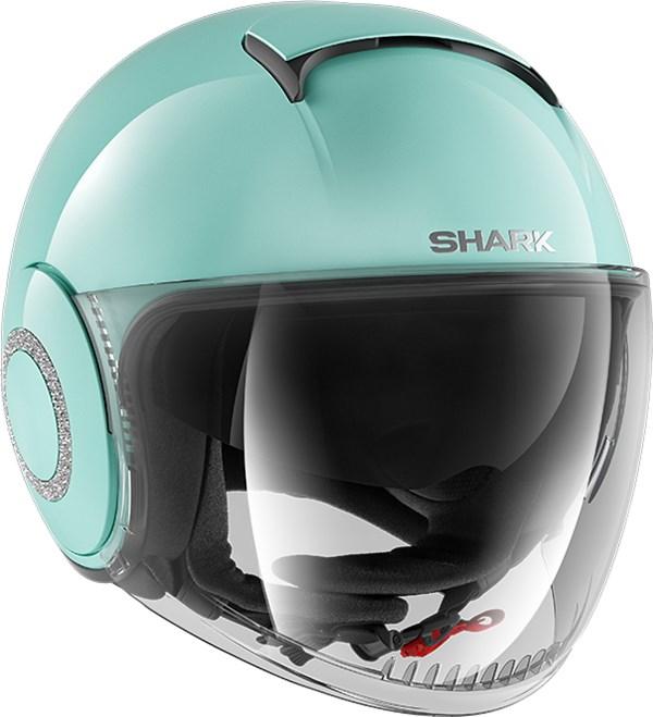 SHARK Nano Crystal Lady Groen GRN