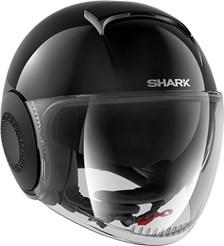 SHARK Nano Crystal Lady Mat/glanzend zwart BLK