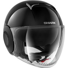 SHARK Nano Crystal Lady Noir mat/brillant BLK