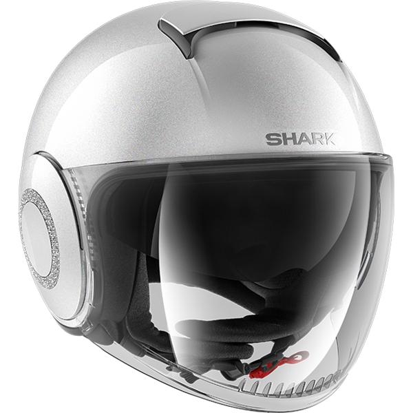 SHARK Nano Crystal Lady Parelwit PRL