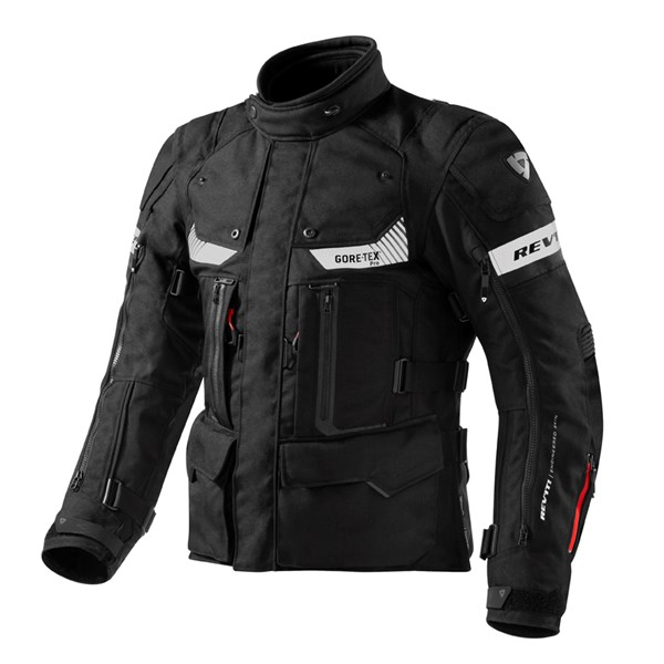 REV'IT! Defender Pro GTX jacket Zwart