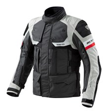 REV'IT! Defender Pro GTX jacket Antraciet - Zwart
